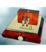 JJ 243 Röhren Stereo Vorverstärker mit Phono-Vorstufe