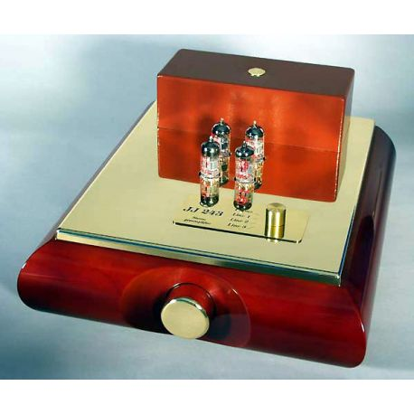 JJ 243 stereo tube preamplifier with phono