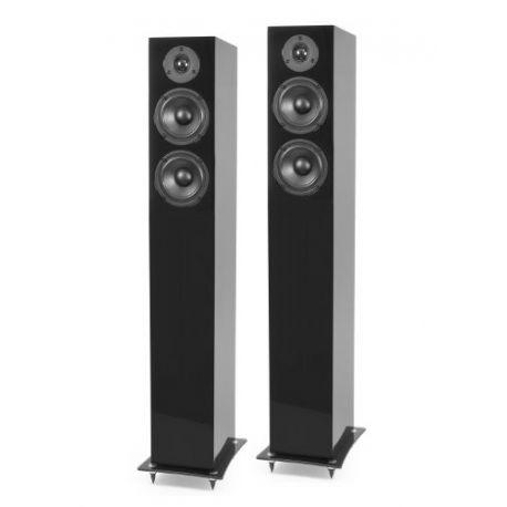 Pro-Ject Speaker Box 10 - Schwarz Paar