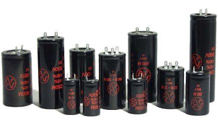JJ Electronic Capacitors