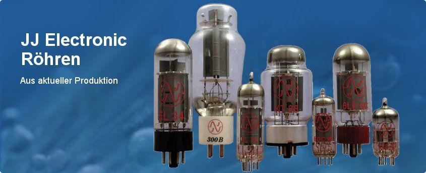 JJ Electronic Röhren aus aktueller Produktion